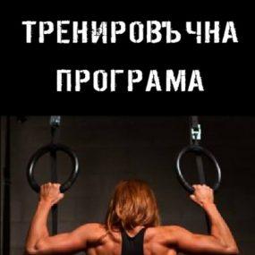 Персонална тренировъчна програма