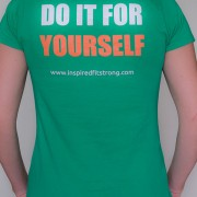 T-Shirt_Do it for yourself_Woman_Back