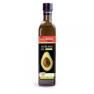 Авокадово масло с аромат на чесън 250ml