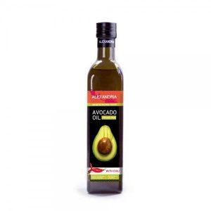 Авокадово масло с чили 250ml