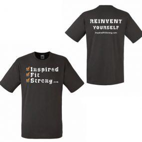 """Мъжка Тениска IFS – """"CHECKED"""""""