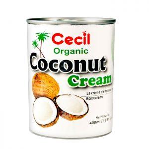 Био кокосова сметана – 400ml
