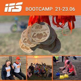 По-кратък морски IFS BOOTCAMP 21-23 юни 2019, Спорт палас, к.к. Златни пясъци