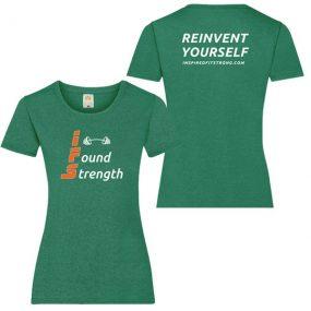 Дамска Тениска IFS – I FOUND STRENGTH